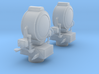 1/72 36 inch SearchLight Set 2 Units 3d printed