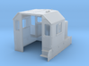 """CA0022 CPR 102"""" SD40-2 Cab, Late, No Class Lts """"A"""" 3d printed"""