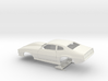 1/12 Pro Mod Maverick W Large Cowl 3d printed