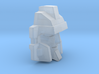 """Aimless Shooter """"MTMTE"""" Face 3d printed"""