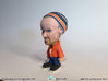 Captain Cook aka Ghetto Jesse 3d printed