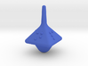 The Braille Dreidel by Marsha Plafkin 3d printed