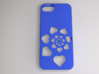 Heart Spiral iPhone Case 3d printed