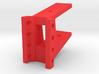 AK Receiver Picatinny Mount Adapter (Horizontal) 3d printed
