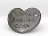 I Love English Girls 3d printed