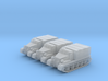 6mm AT-T artillery towing vehicle 3d printed
