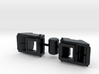 CP0005 EMD Late Coupler Plates Type E 1/87.1 3d printed