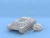 1/144 Russian T-34 Mod 40 Medium Tank  3d printed 1/144 Russian T-34 Mod 40 Medium Tank
