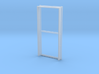 Door Frame 36x80-02 1/35 3d printed