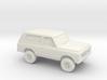 1/87 1972 Chevy Blazer 3d printed