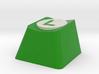 Luigi Logo Cherry MX Keycap 3d printed