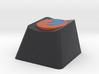 Mozilla Firefox Cherry MX Keycap 3d printed