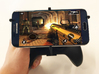 Xbox One S controller & Samsung Galaxy A5 (2017) - 3d printed Xbox One S UtorCase - Over the top - In hand