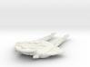 Cardassian Bronok Class  BattleShip 3d printed
