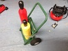 1:10 Scale Oxy Acetylene Torch 3d printed torch in the cart