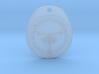 Resident Evil 4: Los Illuminados medal 3d printed