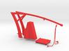 MPT - Pit Stop Machine Ferrari F1 (1/43) 3d printed