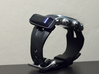 Watchband Holder for Fitbit Flex - Oakley Holeshot 3d printed