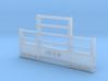 DCP Kenworth horizontal bar bumper 3d printed