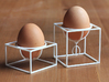 Eggcups No1 and No2 SET 3d printed Add a caption...