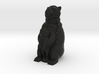 Staffordshire Bear 3d printed