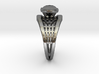 Pappus Grid Twin Ring 3d printed Pappus Grid Twin Ring