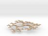Saddle_Trivalent_Tree_Pendant 3d printed