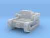 T27a Tankette (1:144) 3d printed