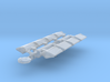 Achilles type Freighter Armada Scale 3d printed