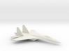 Su-35 (Flanker-E) Jet Fighter 3d printed