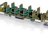 121-Spur1e VT133  1/3 Fahrwerk  3d printed