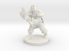 Dragonborn Barbarian 3d printed