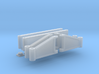 klappbare Stütze für Roco Schienenkran 3d printed
