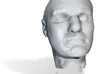 Sculpture face 3d printed