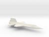 X-15A2 [North American] 3d printed