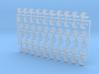60x Mentors: Shoulder Insignia pack 3d printed