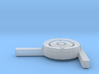 1/48 Uboot Left Compass With Support 3d printed