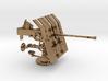 1/48 DKM 3.7cm Flak M42 Single Mount (Brass) 3d printed