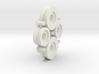 steelcase tanker desk roller set 3d printed