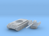 1/144 Rheinmetall-Borsig Waffenträger 15cm L/29.5 3d printed 1/144 Rheinmetall-Borsig Waffenträger 15cm Pak L/29.5 Tank Destroyer
