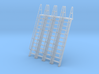 HO Scale Ladder 12 3d printed