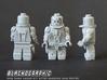 RMQ Dark Vadar 3d printed