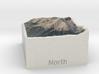 Mt. Elbert, Colorado, USA, 1:250000 Explorer 3d printed