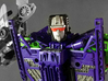 'Gravedigger' Combiner Faceplate for CW Hot Spot 3d printed