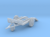 EQ28B CV35 Trailer (1/100) 3d printed