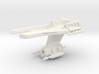 Toth Starfighter: 1/270 scale 3d printed