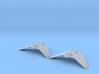 F-302 Interceptor Set: 1/700 scale 3d printed