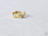 Sharp Edges Ring 3d printed