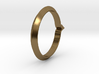 Shapesweeper Rectangular Basic Ring 3d printed