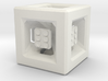 Cube Die 3d printed